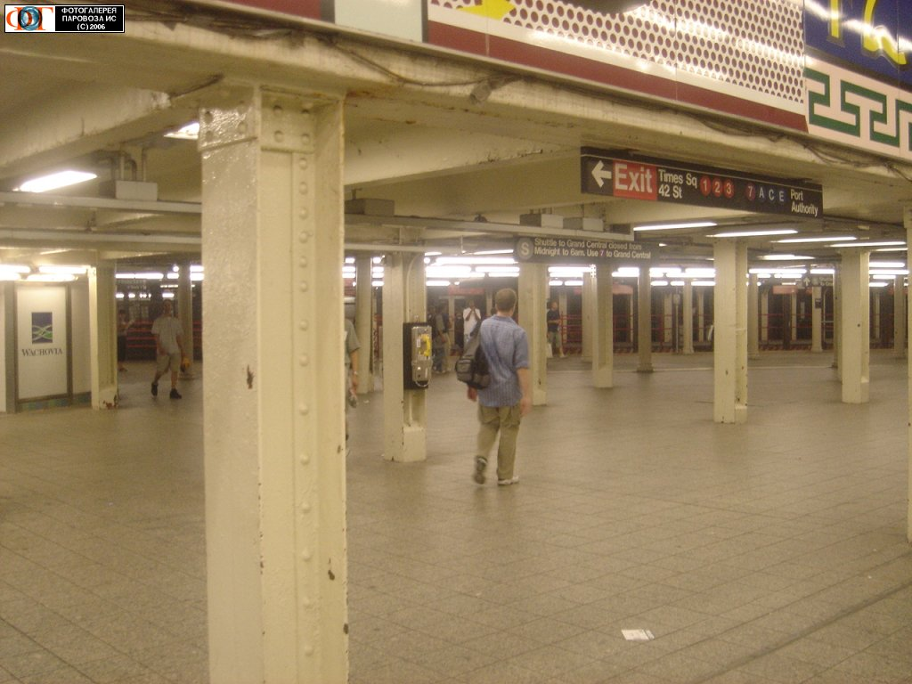 Times Square subway station