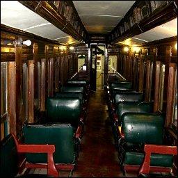Российский железнодорожный музей, рассказывает о достижениях российских ученых в области науки и техники.